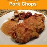 Ginger-Citrus Pork Chops from Platter Talk