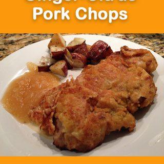 Ginger-Citrus Pork Chops from Platter Talk