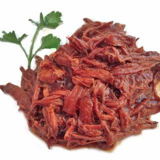 BBQ Beef on Platter Talk