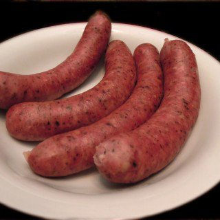 polish sausage on platter talk