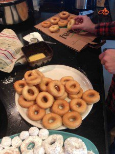 Raised Donuts