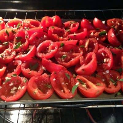 Oven-Roasted Tomato Sauce