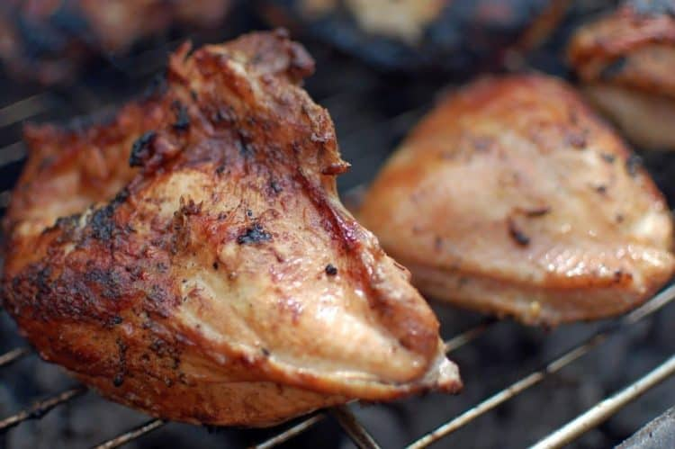 Cornell chicken is a delicious way to make chicken on the grill.