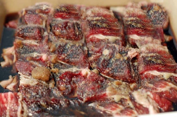 Jerked Beef