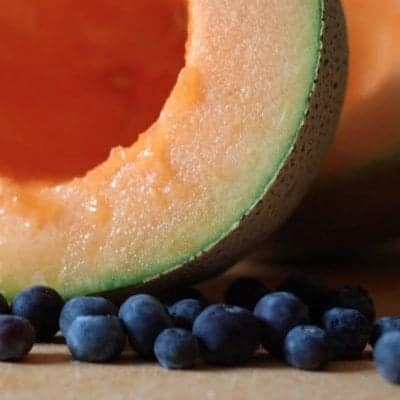 Blueberry Cantaloupe