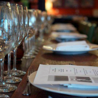 Wine Dinner Event at Zuppas – Market, Cafe & Catering.  Neenah, Wiscosnin USA