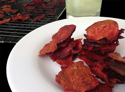 beet chips from platter talk