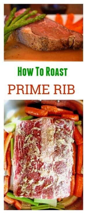 Learn how to roast prime rib and find out just how quickly this luxurious main course can be prepared for guests and family alike.
