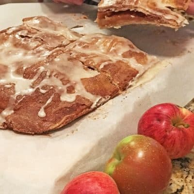 Simple Apple Bars