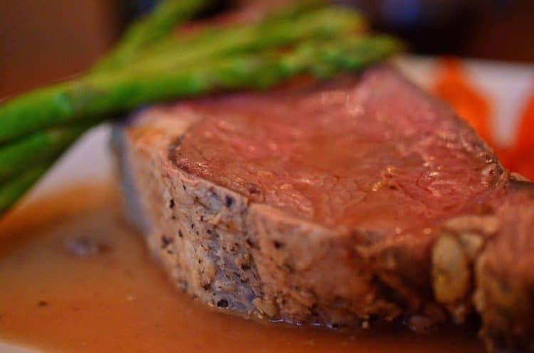Oven Roasted Prime Rib - Taste the Luxury - From Platter Talk