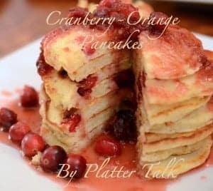 Pancake Recipes on Platter Talk