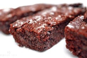 Thomas Keller Brownies on Platter Talk
