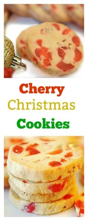 Old-Fashioned Cherry Christmas Cookies are as timeless and full of love and memories as the holiday of which they celebrate.
