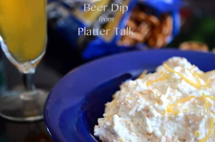 Beer Dip Recipe