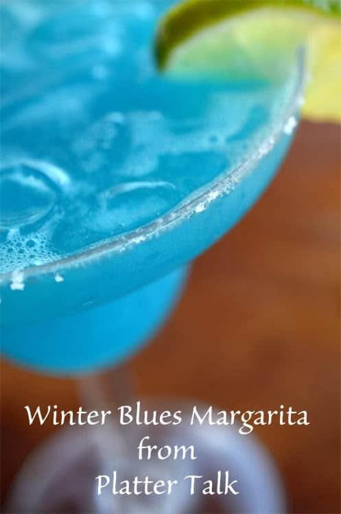 A close up of a Margarita.