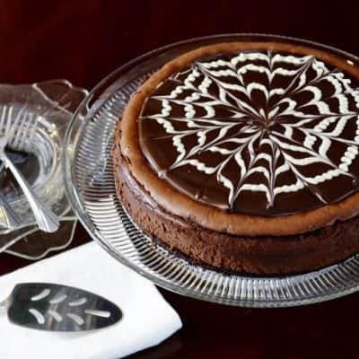 Chocoate Fix Cheesecake – Bridge the Gap