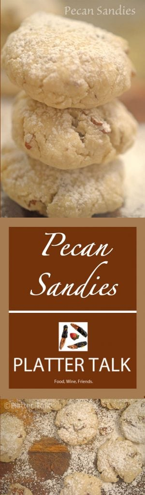 Pecan Sandies Pin from Platter Talk