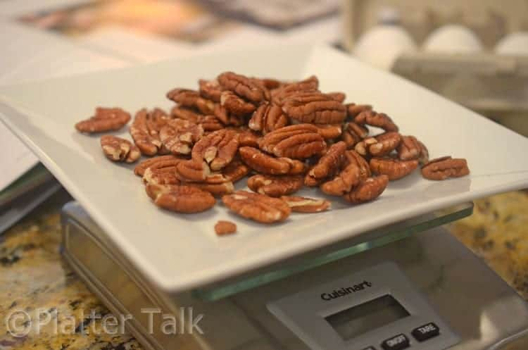 Pecan Sandies Recipe, Thomas Keller-inspired cookies by Platter Talk.
