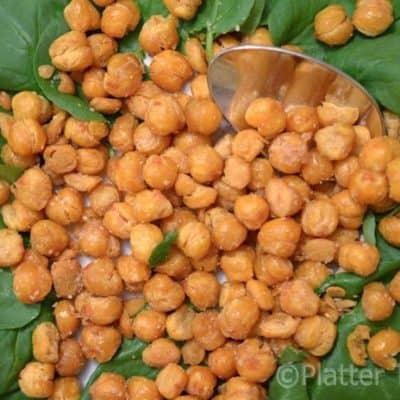 Vegetarian Recipes on Platter Tal