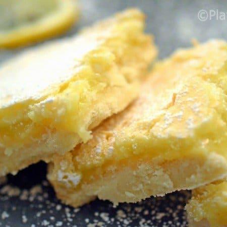 Lemon Bars for Brandi