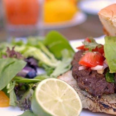 Tico #Salsa #Burgers