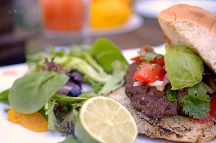 tico salsa burger