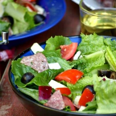 Hero Sub Salad Recipe