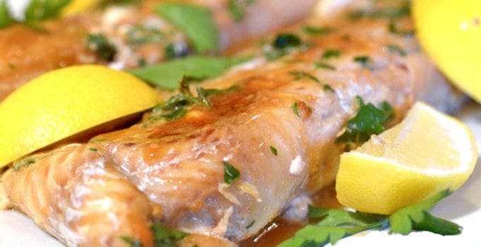 Ginger-Soy Glazed Haddock