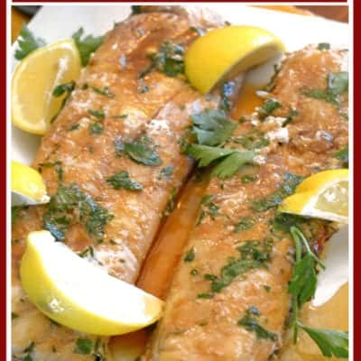 Ginger-Soy Glazed Haddock Recipe
