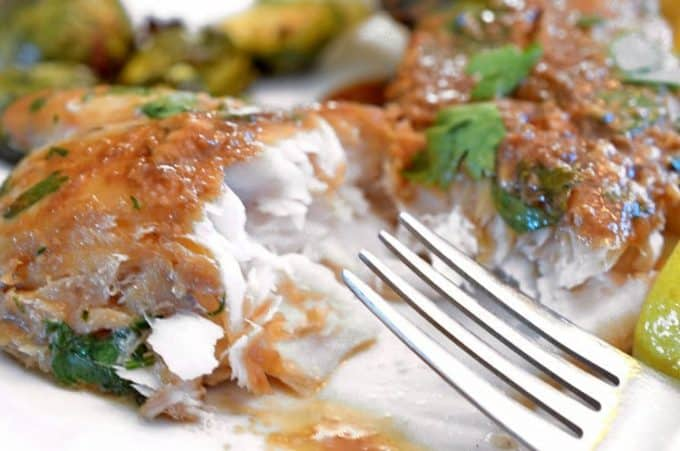 Try this healthy haddock recipe tonight!