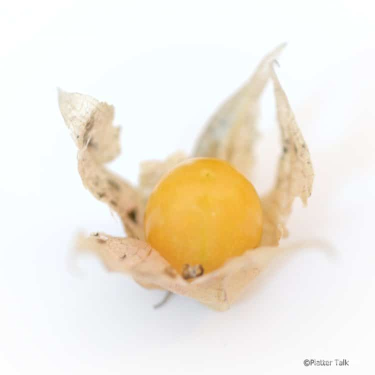 Ground Cherry from Platter Talk