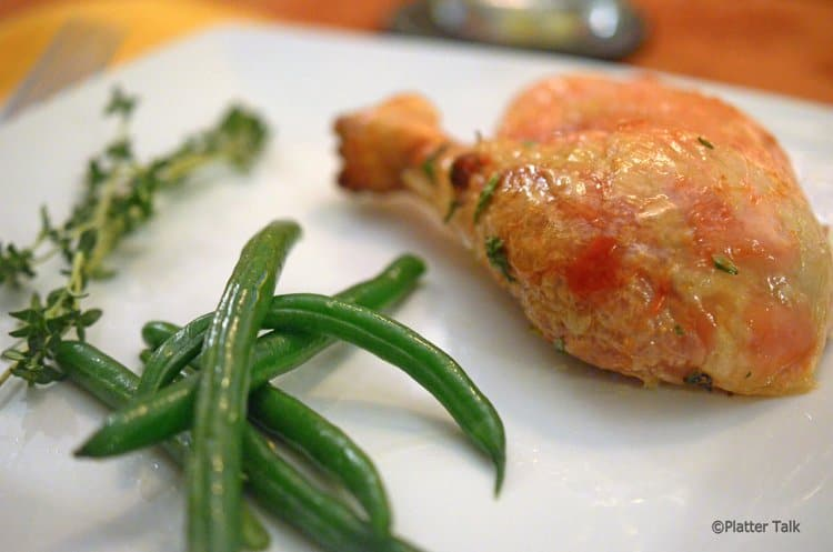 Thomas Keller's Favorite Simple Roast Chicken