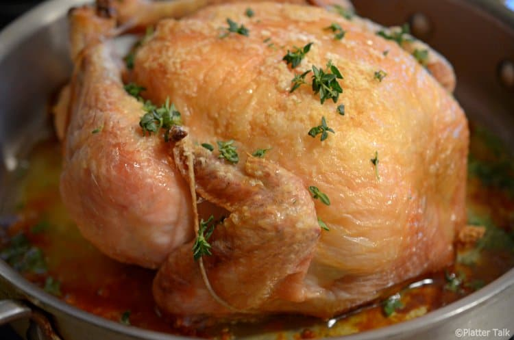 Thomas Keller's Simple Roasted Chicken