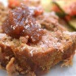 Apple Butter Meatloaf