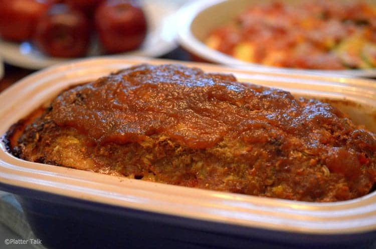 applebutter meatloaf