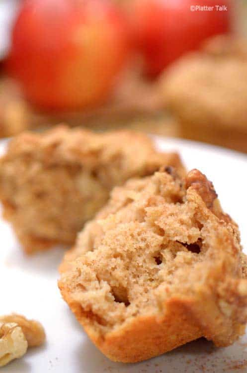 Apple muffins recipe