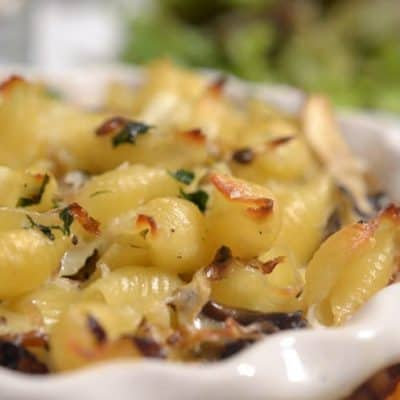 Conchigliette al forno (Baked Shells)