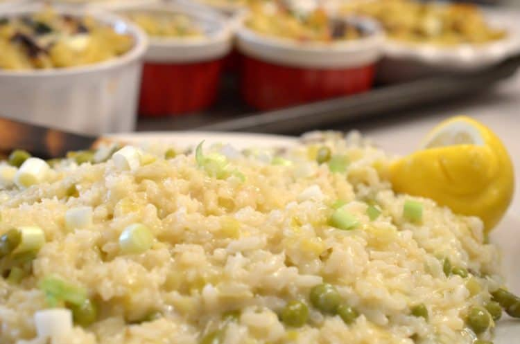 spring risotto or asparagus risotto recipe one of many