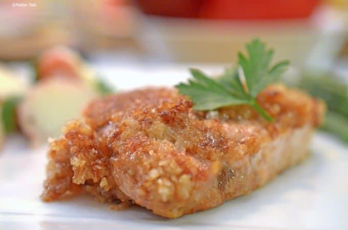 Apple Butter Dredge Pork Cutlets