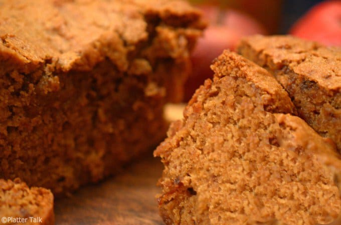 Raisin-Apple Butter Bread