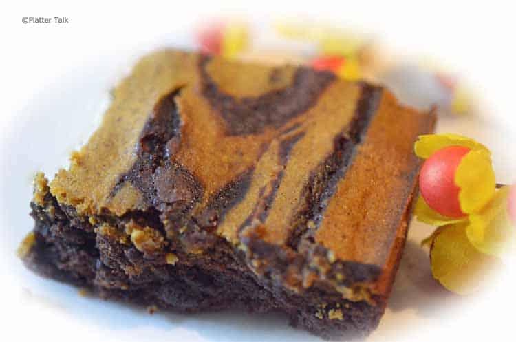 pumpkin cheese cake brownie recipe