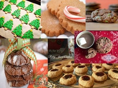 Holiday Cookie Giveaway