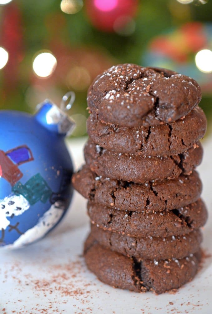 Chambord Christmas Crinkles © Platter Talk