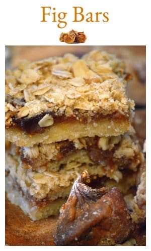 This simple fig bars recipe uses a combination of dried figs, oatmeal, brown sugar and chopped walnuts. Find out for yourself why this fig dessert is one of the best dessert bars recipes you can make from scratch!