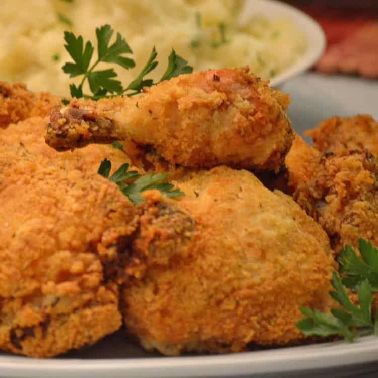 Platter talk 39 s top 10 recipes of 2014 platter talk for Table 52 buttermilk fried chicken recipe