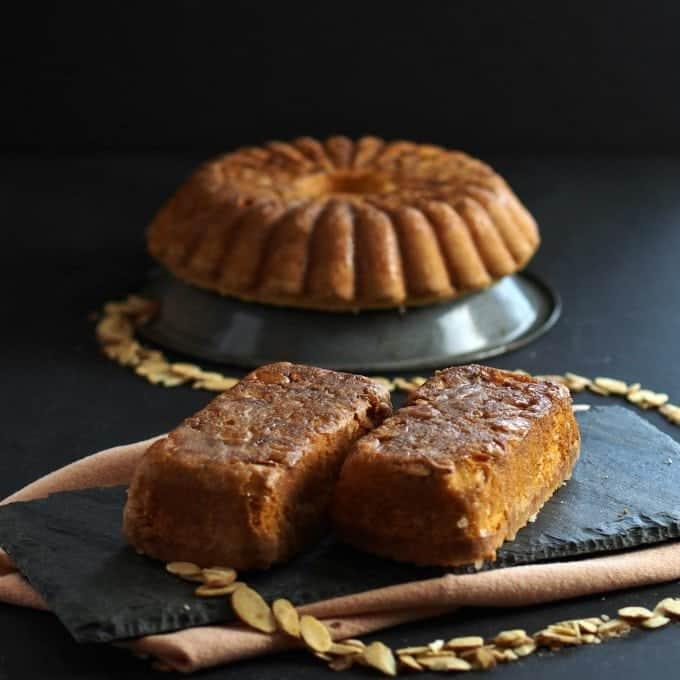 Amazing Amaretto Pound Cake