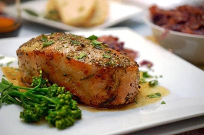 Savory Braised Pork