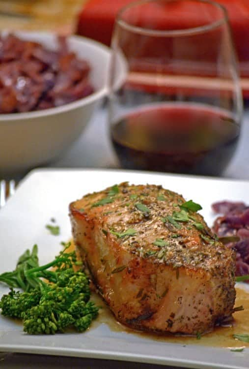 Try this savory braiserd pork recipre tonight.
