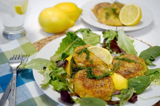 Try this Cod Cakes Recipe in your own kitchen soon.