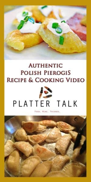 This Polish Pierogi Recipe highlights traditional food with a modern twist. With easy to follow steps that use ordinary ingredients it all makes for a delicious side or main dish on your family dinner table.